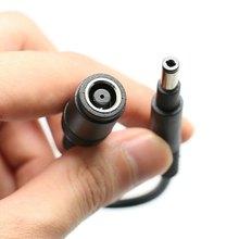Pour 7.4 5.0mm DC 7.4*5.0mm Lenovo Ultra slim DC Jack pour 4.8 1.7mm HP Dell 4.8*1.7mm fiche câble 20 cm pour ordinateur portable