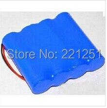 14,8 V/16,8 V 2600mAh литий-ионный аккумулятор 4S 18650 перезаряжаемые литиевые батареи + PCB защитная пластина