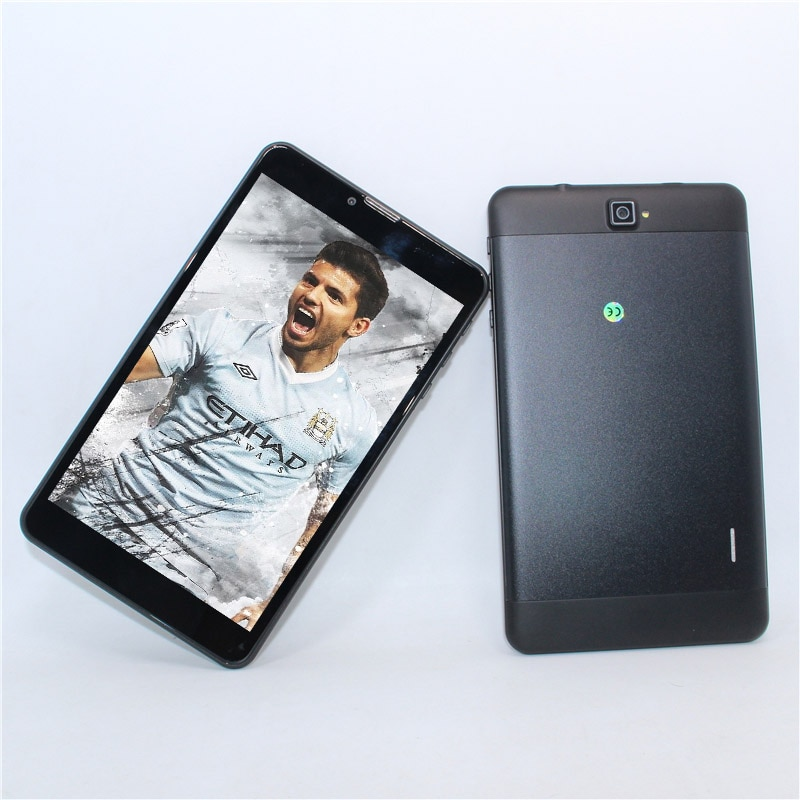 7 INCH 3G Phone Call Tablet PC 1GB+16GB MTK7731 Quad-Core 800*1280 IPS Android 5.1 Dual Camera WIFI