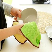 Serviette de cuisine en microfibre   Chiffon à vaisselle, Microfibra serviette de cuisine, microfibre 3 pièces/lot soins des mains, vadrouille outils de cuisine, pano de prato