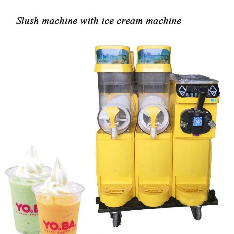 Mini machine de chiot de neige fondue pour lusage commercial et à la maison avec le prix bon marché