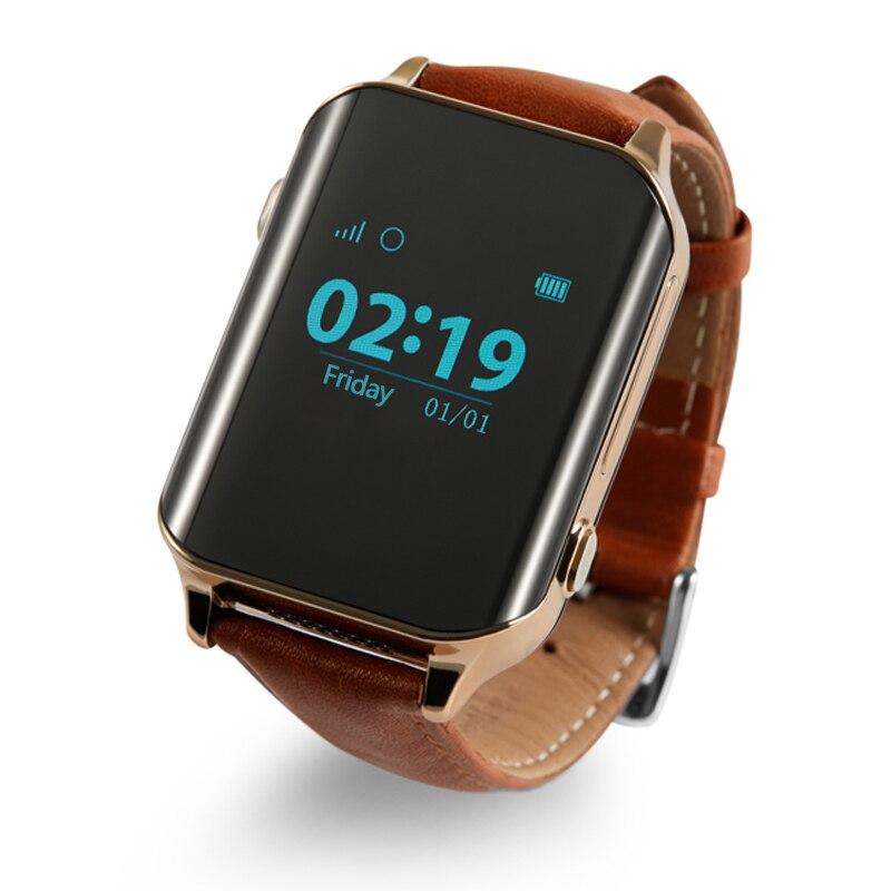 Relógio de pulso esperto universal do monitor da frequência cardíaca das crianças do mais velho, plataforma de gps da vida