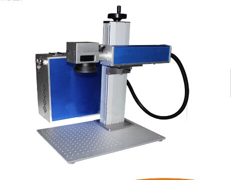 IPG 10w jewelery fiber UV 3d metal laser marking machine