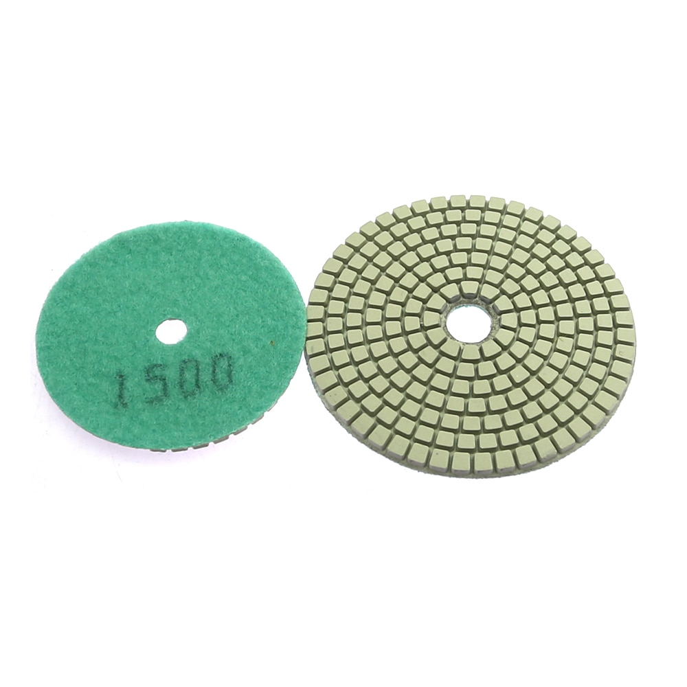 1 pezzo di tampone per lucidare la pietra p30 - p3000 da levigatura - Utensili abrasivi - Fotografia 4