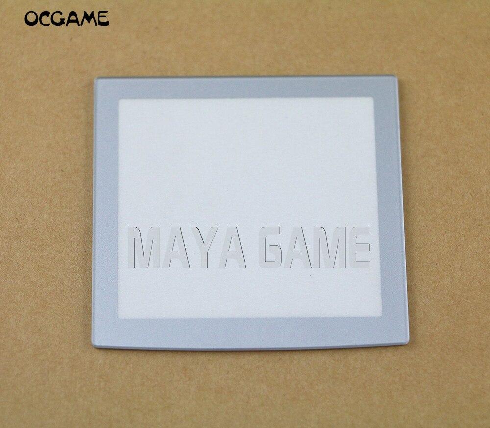 OCGAME 30 шт./лот для NGP Neo Geo Защита объектива пластик для NeoGeo Карманный Серебряный ЖК-защитный экран, линзы