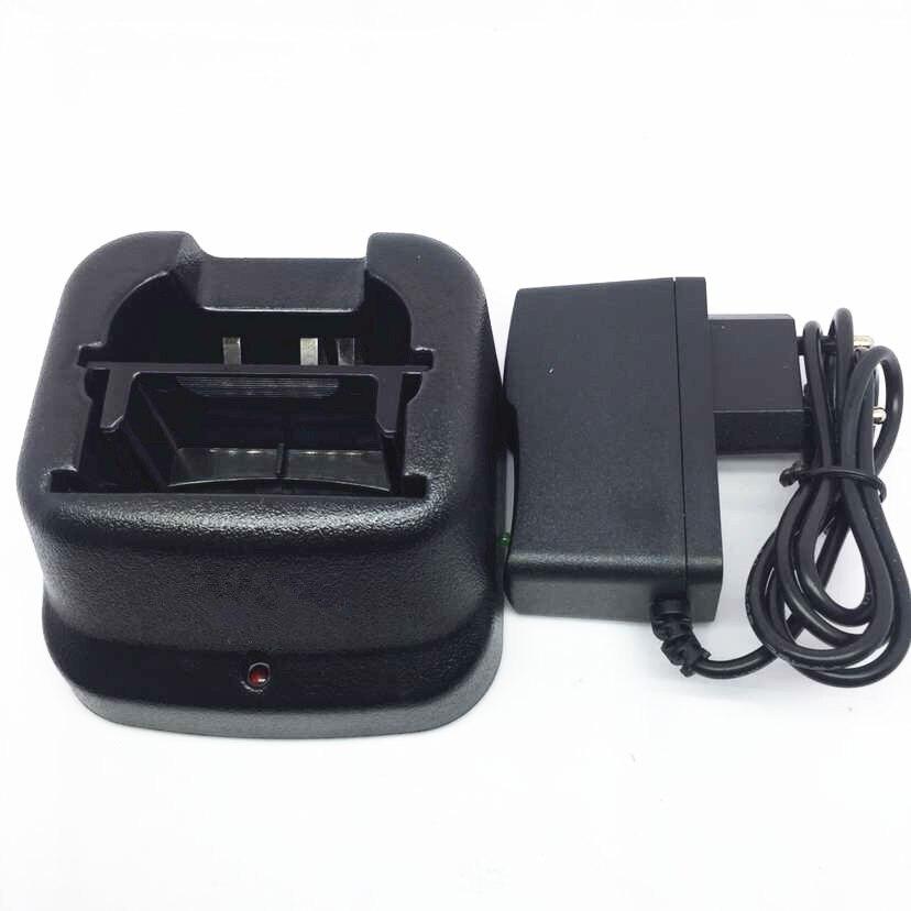 110-220 V cargador para ICOM IC-A6 IC-A24 IC-V8 IC-V82 IC -U82 IC-F3GT F21 IC-F4GT. IC-F30GT F11 IC-F40GT radio