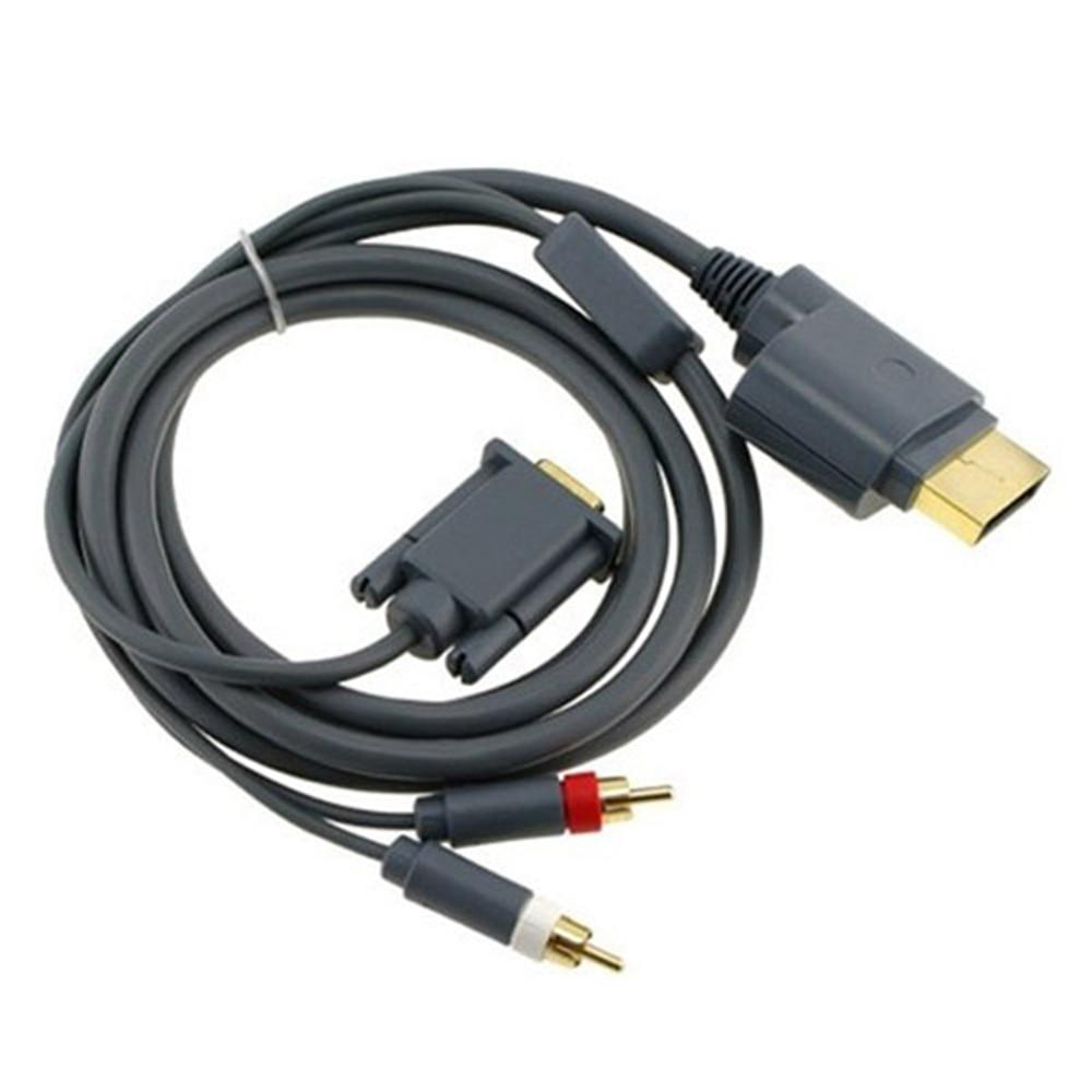 10 Uds. Por lote Cable VGA de alta definición con Salida Óptica...