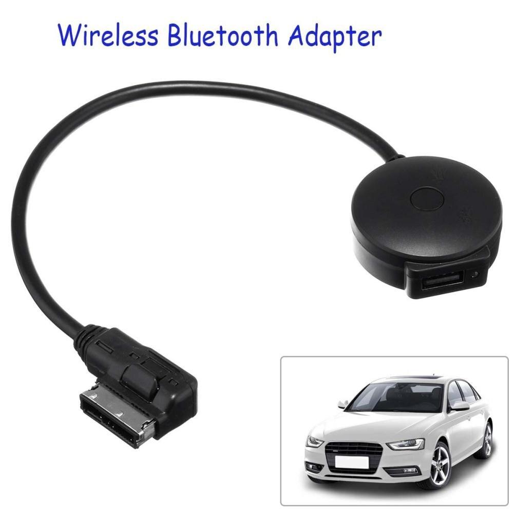 V4.0 Car AMI MDI Interfaz musical adaptador Bluetooth USB Cable reproductor MP3 para Audi/VW