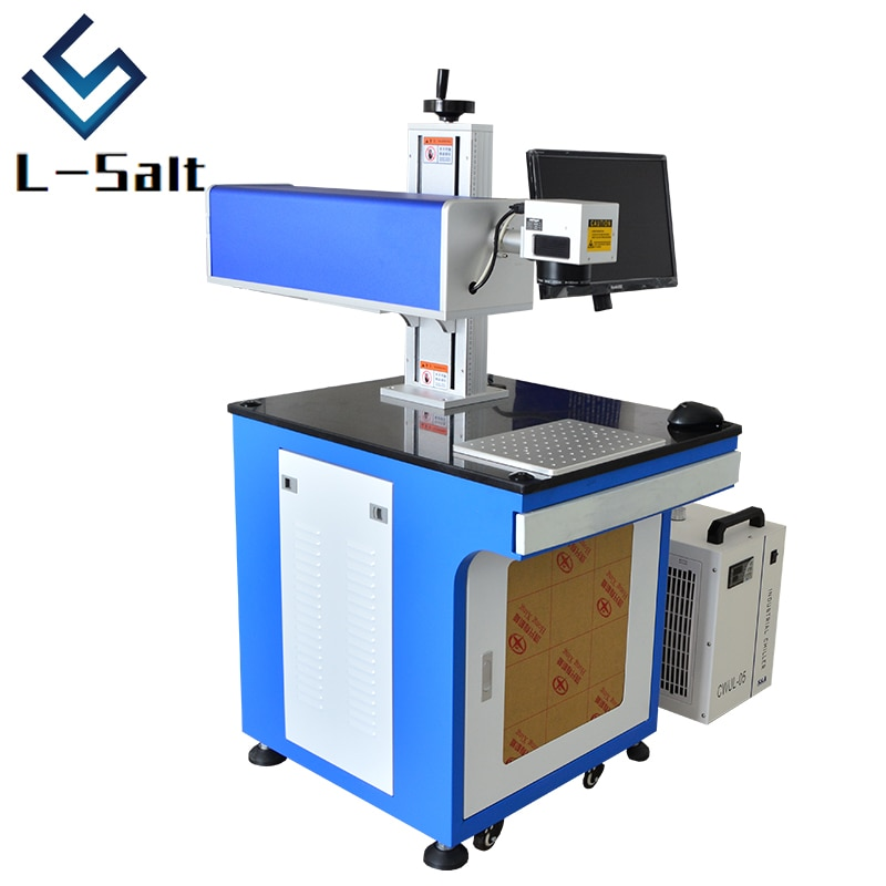 Máquina de marcado de acero 3w 5w 10w uv máquina de marcado láser impresión para embalaje de plástico/cargadores de teléfono/vidrio diy