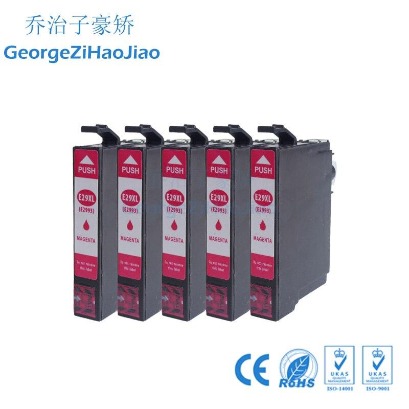 2991XL 29 29XL 5M Cartucho de Tinta Compatível para EPSON XP-235 XP-245 XP-332 XP-335 XP-432 XP-435 XP-247 XP-442 XP-345 Impressora
