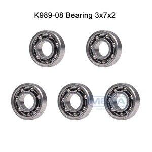 Wltoys K989 RC Car Spare parts K989-07 Bearing 6*10*3 K989-08 Bearing of shafts  3*7*2 K989-09 Axle Bearing 2*5*2.5 for K969 etc