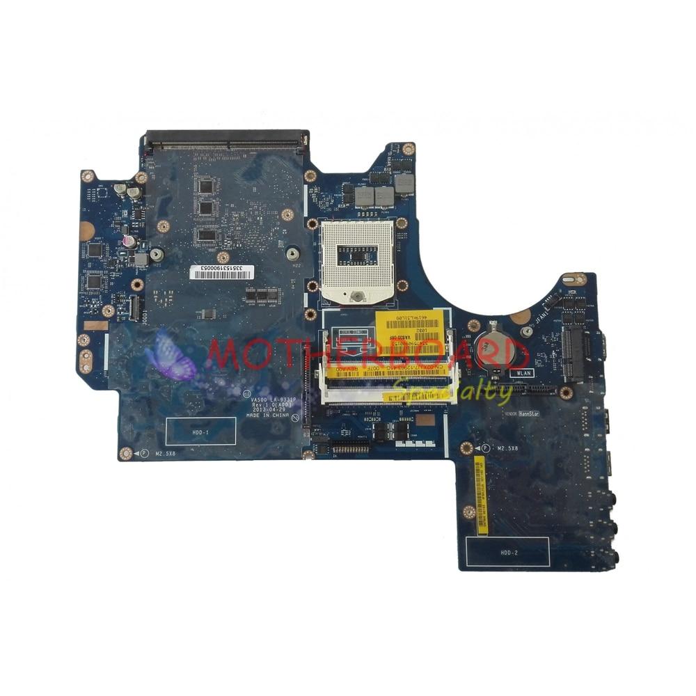 Vieruodis FÜR DELL ALIENWARE M17X R5 VAS00 Laptop Motherboard 2XJJ7 02XJJ7 CN-02XJJ7 LA-9331P DDR3