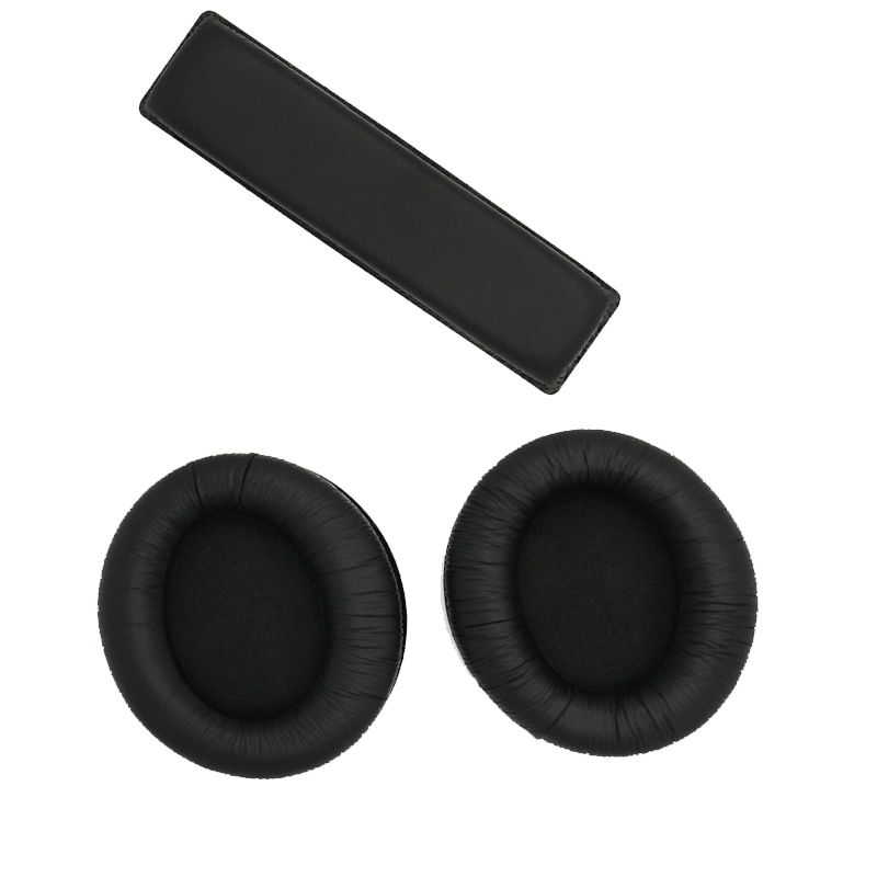 Replacement Ear Pads Cushion Earpads+Headband for Sennheiser HD 201 Headphones