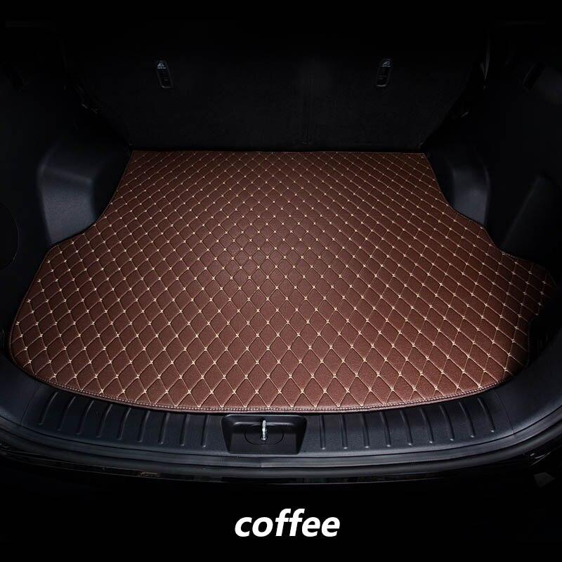Автомобильные коврики kalaisike, коврики для багажника Land Rover, все модели Rover Range Evoque Sport Freelander Discovery 3 4 5, автостайлинг