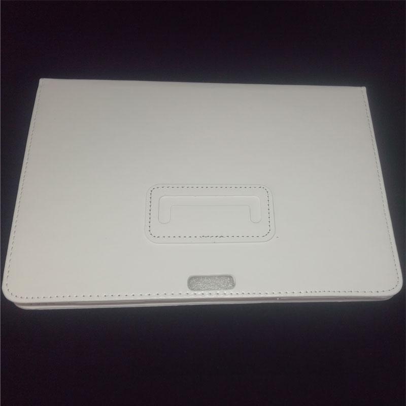 Funda de cuero Myslc para tablet PC T10 de 10 pulgadas Deca Core 3G 4G GPS Android 7,0 procesador de doble cámara modelo MTK6797