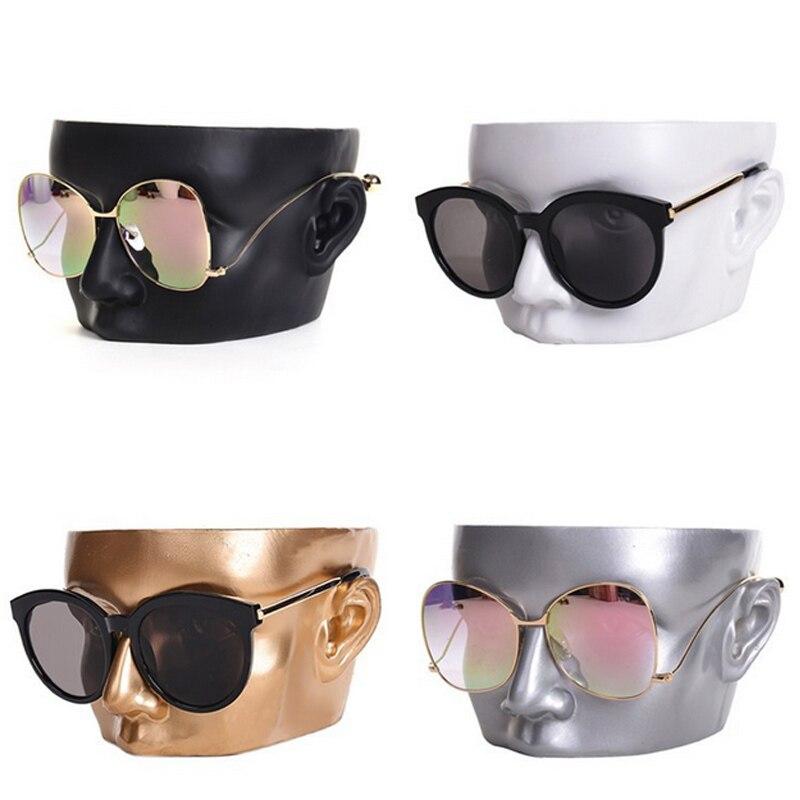 Gran venta con alto nivel de artesanía 4 colores de resina gafas titular gafas de sol Stand joyería expositor maniquí de moda buen diseño