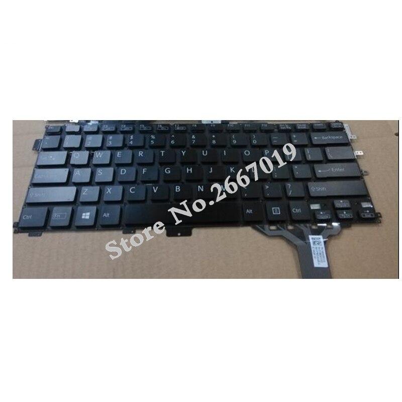 Новая клавиатура для ноутбука Sony VAIO Pro 13 SVP13 SVP13A SVP132 SVP1321 SVP132A