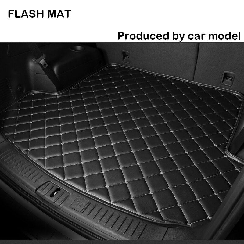 Автомобильный коврик для багажника hyundai tucson hyundai creta elantra santa fe ix25 ix35 автомобильные аксессуары