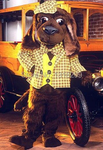 التميمة روفر الكلب زي التميمة فستان بتصميم حالم مخصص بدلة فاخرة تأثيري موضوع mascotte كرنفال