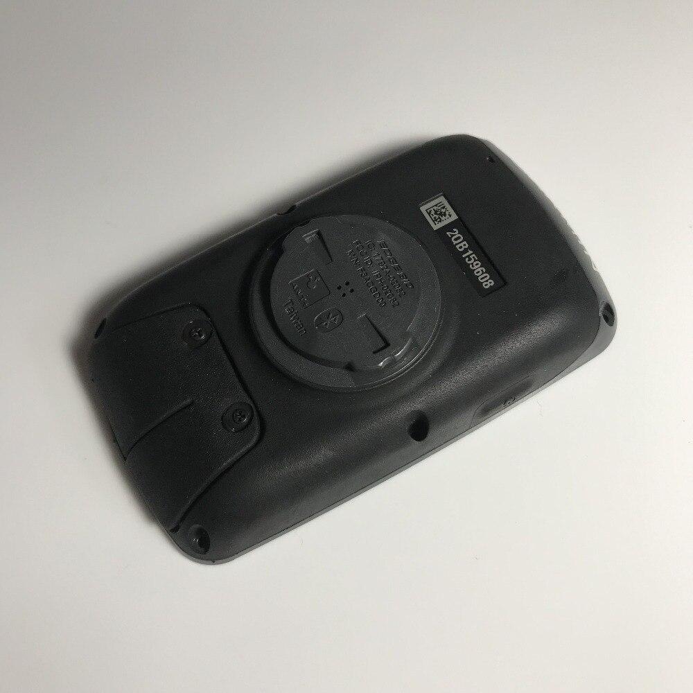 العلب الأصلي ل GARMIN EDGE 810 (361-00035-00) بطارية الباب الخلفي الغطاء الخلفي مع تبديل البطارية أجزاء المستخدمة