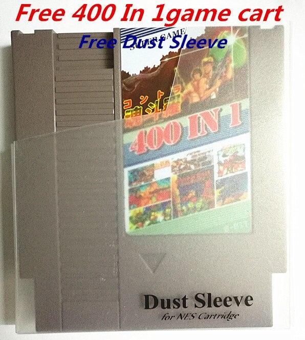 400 In 1 DIY 72 pins 8 bit Spiel für NES mit spiel Contra 7 NINJA GAIDEM DOUBLE DRAGON NINJA TURTLES 3 90 TANK SCHNEE BROS alien 3