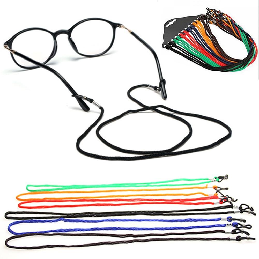 Women Men Fashion Glasses Strap Neck Cord Adjustable Sunglasses Cord Eyeglasses Rope Lanyard Glasses Holder Eyewear Accessories