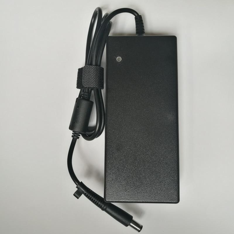 التيار المتناوب محول 18.5 فولت 6.5A 7.4*5.0 مللي متر شاحن ل جناح HP 519331-002 463953-001 OW120F13 8 الذاتي PPP016C HP PPP016L-E PA-1121