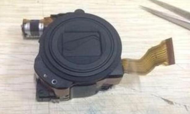 NEW Lens Zoom Unit For Panasonic DMC-SZ8 DMC-SZ10 SZ8 SZ10 For CASIO EX-ZS50 ZS50 Digital Camera Repair Part Black (NO CCD)