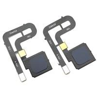 Fingerprint Sensor Home Return Key Menu Button Flex Ribbon Cable For ASUS ZenFone 3 ZOOM ZE553KL