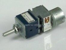Япония ALPS 100KAX2 моторизированный потенциометр громкости RK27 двойная 100K закругленная ручка