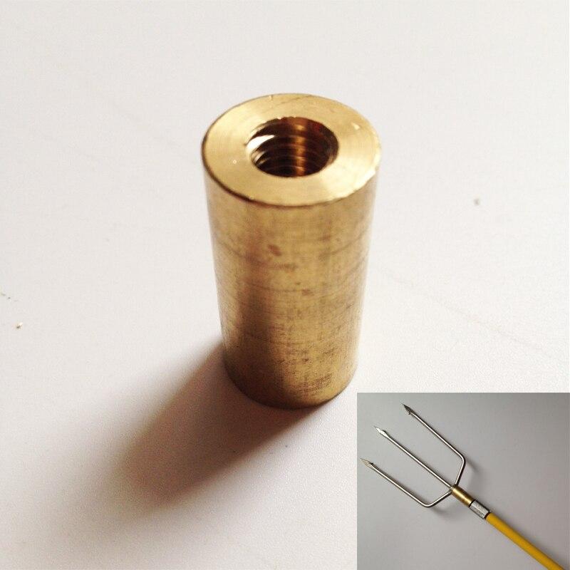 Conector de 8mm para submarinismo punta de lanza
