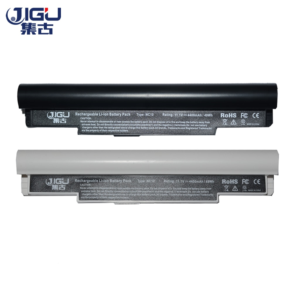 Batería para ordenador portátil jgu AA-PB6NC6W/US AA-PB8NC6B/E AA-PB8NC6B/US AA-PB8NC6M/E BA43-00189A para SAMSUNG NC10 Series NC20 ND10