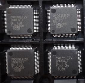 1PCS/lot 100% New original  HD64F39079LFZV HD64F39079 39079LFZV QFP-64 IC Chip