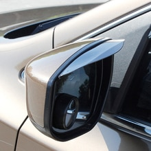 Auto Regendicht PVC Rückspiegel Regen Visier Für Kia Rio K2 K3 Ceed Sportage 3 sorento cerato armlehne picanto seele optima