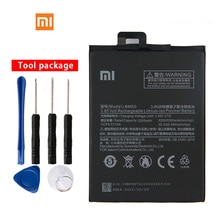Xiaomi Original BM50 mi Max 2 batería del teléfono para Xiaomi mi Max 2 MAX2 II BM50 5300mAh