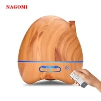Humidificateur dair ultrasonique pour maison et bureau  appareil de brume doeufs  diffuseur dhuile essentielle daromatherapie avec lumiere LED coloree  300ML