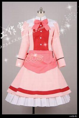 Japanese Hot Anime Black Butler cosplay Elizabeth Ethel Cordelia Midford/Lizzy cos Halloween party Lolita girl Maid pink costume