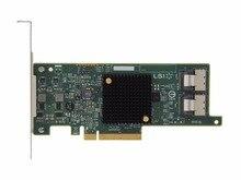 RaidStorage Avago LSI SAS 9207-8I LSI00301 Original 8 port HBA JBOD SFF8087 6Gb PCI-E 3.0 X8 Controller Card LSISAS2308-