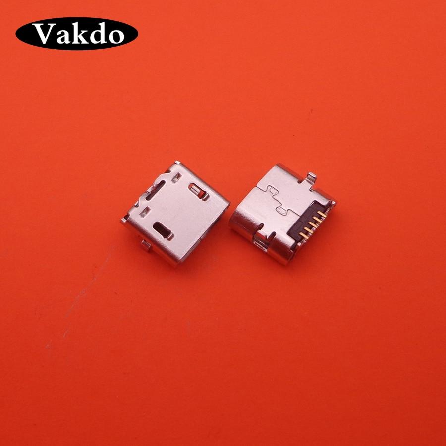 2-50pcs For Asus Transformer Pad TF303CL TF303K K014 micro USB Connector jack socket Brand New TF303CL Charging Port dock plug