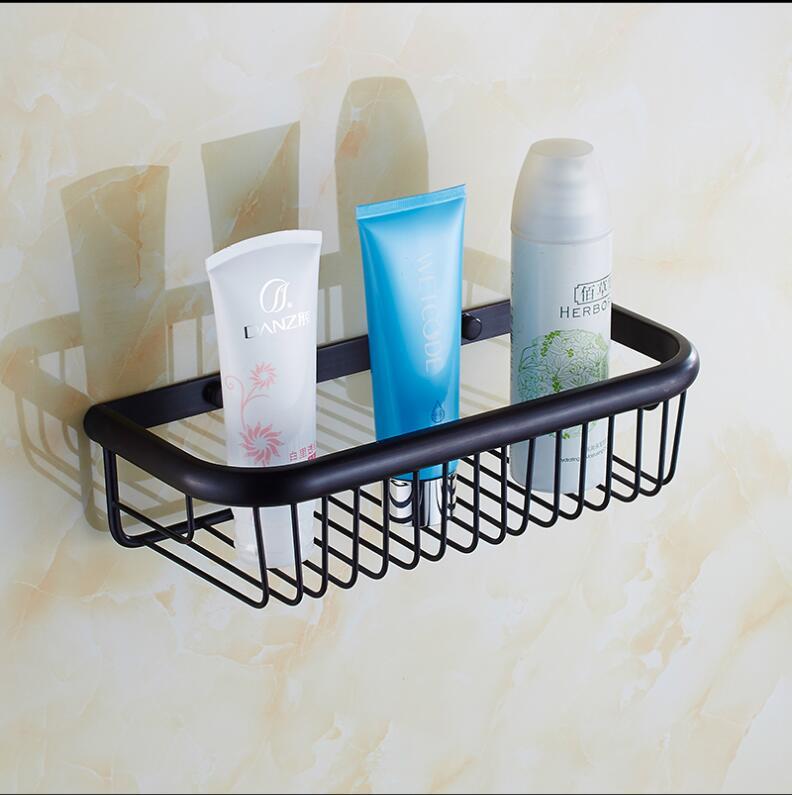 سلة صابون حمام عتيقة ، 30 سنتيمتر ، عتيقة/سوداء/ذهبية/كروم ، رف دش نحاسي ، حامل صابون ، مواد بناء