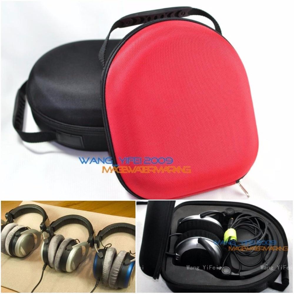Hard Case Bag Pouch  Storage Protect Box For Beyerdynamic DT1770  DT797 DT790  DT770 M DT700 DT660 DT440 Headphone Headset