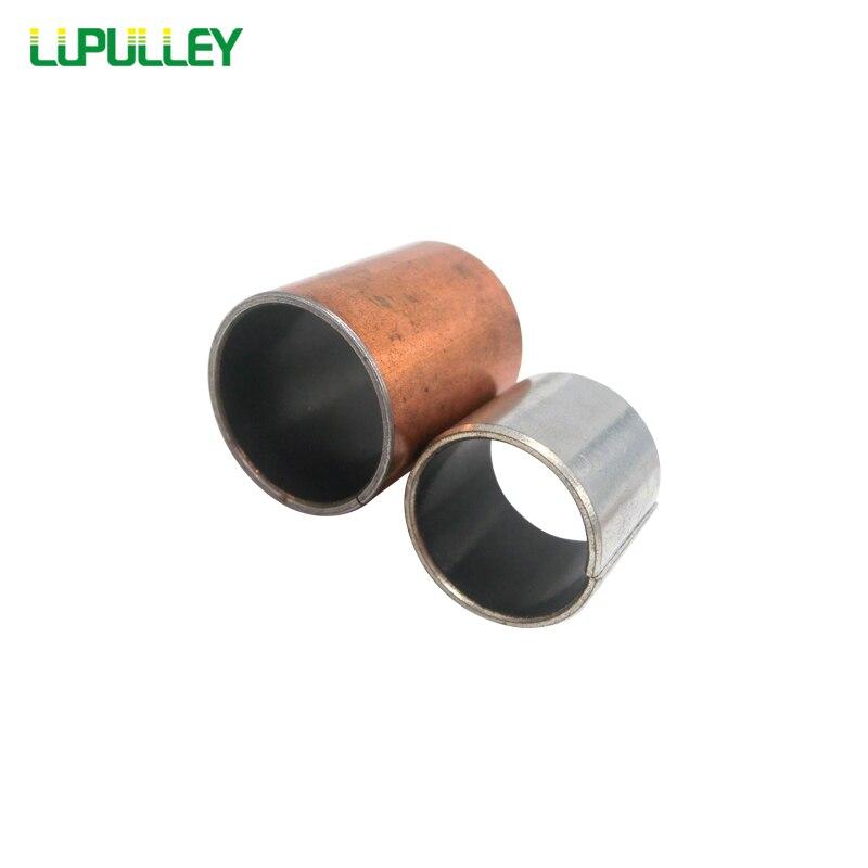 LUPULLEY sin aceite rodamiento de casquillo SF1-1715 SF-1/1810/1815/2010/2016 buje autolubricante sinterizado tamaño 20*18*10mm OD * ID * H