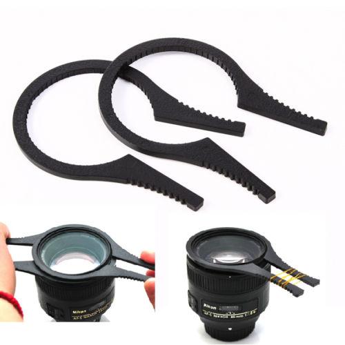 Filtro de lente de cámara Fotga 37-46mm herramientas de extracción de llave inglesa 2 alicates de PC 37 43 46 40,5mm Kit paquete de 2
