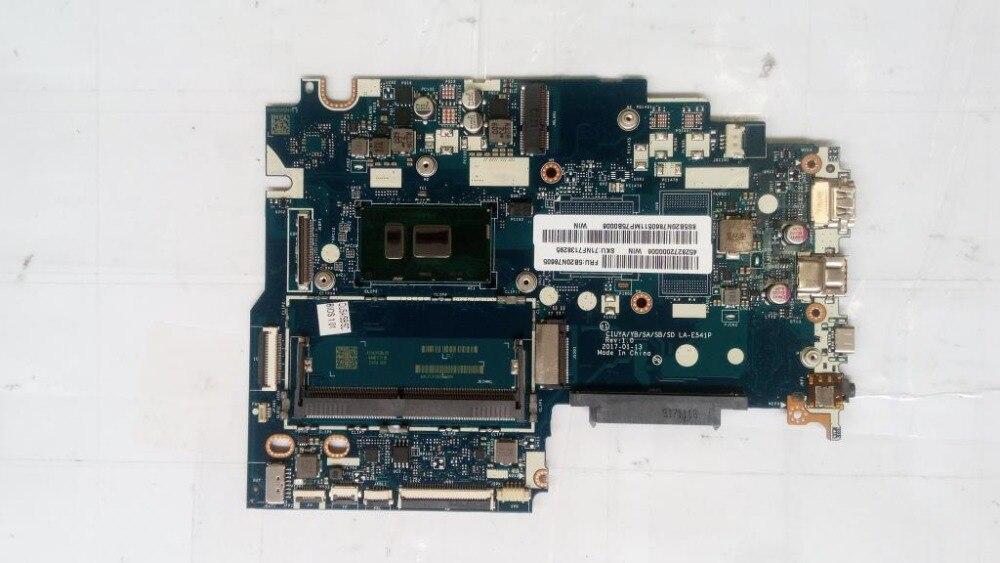تنطبق على 520S-14IKB الكمبيوتر اللوحة وحدة المعالجة المركزية I7-7500U عدد LA-E541P FRU 5B20N78497 5B20N78526 5B20N78397 5B20N78623