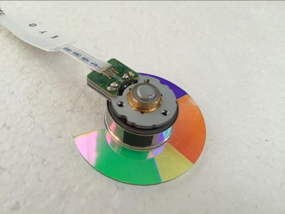 ¡Venta al por mayor! rueda de color Original del proyector DLP para rueda de Color OPTOMA EP781