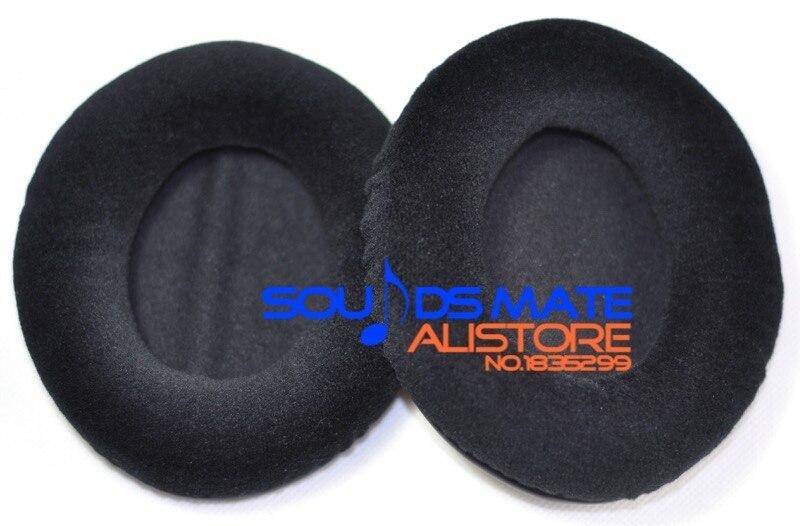 Almohadillas de repuesto Velour para auriculares Shure SRH 840 SRH 940 HPAEC