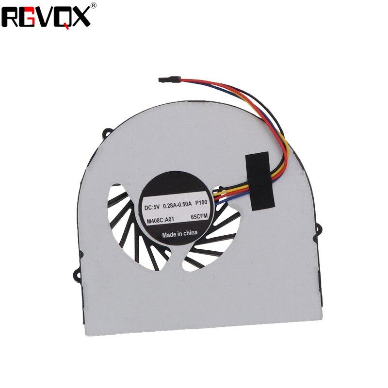 Nuevo Ventilador de refrigeración para portátil para LENOVO B560 B565 P/N SB0605HC AD07105HX09KB00 AB5605HX-Q0B ventiladores de refrigeración de ordenador portátil