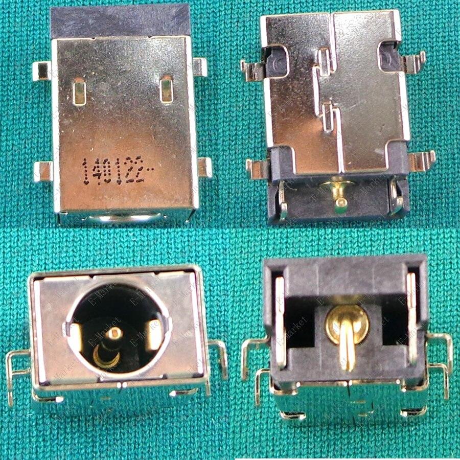 Para Acer Aspire 4738 4738ZG 4253 4253G ZQ8 Original nuevo ordenador portátil DC Jack hembra de alimentación de 1,65mm