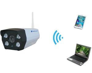 1.3MP TF карта памяти APP дистанционное управление Легкая установка с помощью мобильной беспроводной IP-камеры