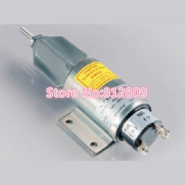 New Fuel Shutoff Stop Solenoid Valve 2001-12E2U1B1S1A 12V
